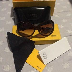 Fendi LIMITED EDITION sunglasses